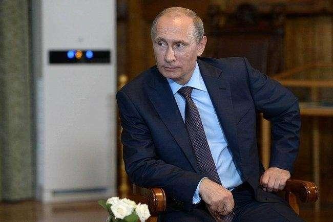 Владимир Путин: «Вакцина» от нацистского вируса в Европе теряет силу