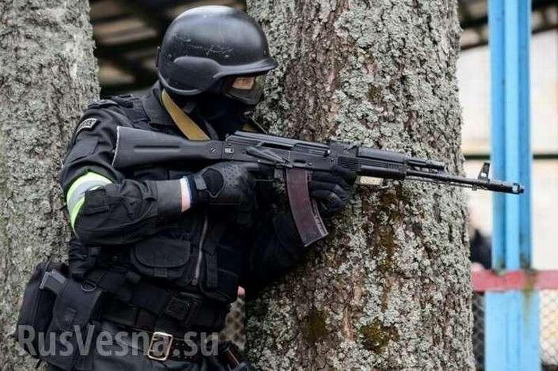 Спецоперация: в Краснодарском крае задержаны украинские киллеры
