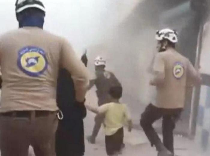 Химатак в сирийской Думе не было – это была британская провокация