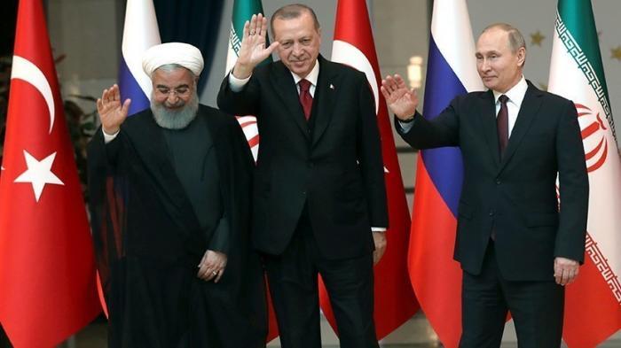 Переговорах в Сочи: какие вопросы обсудят президенты России, Ирана и Турции