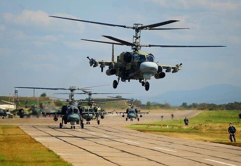Опыт войны в Сирии избавит Ка-52 «Аллигатор» от детских болезней