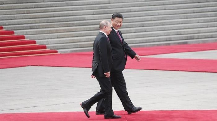 Владимир Путин поедет в Китай в конце апреля