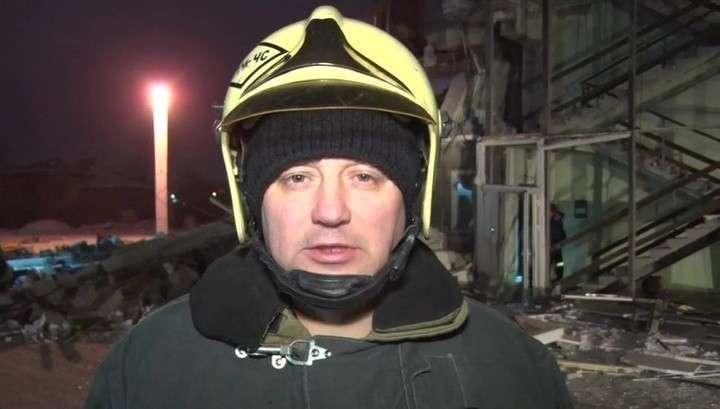 Взрыв в Красноярске. Одна погибшая, 20 человек лишились жилья