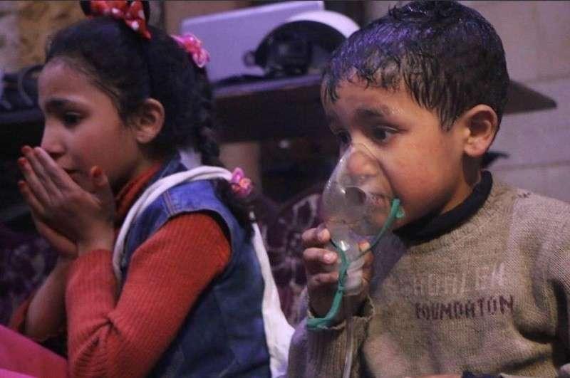Кто ответит за фейковую химическую атаку и настоящую бомбежку Сирии