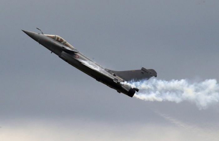 МиГ-29 с ракетой К-77М бросил вызов европейскому Rafale в Египте