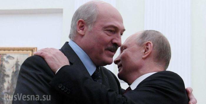 Лукашенко: можем хоть завтра объединиться с Россией, проблем нет