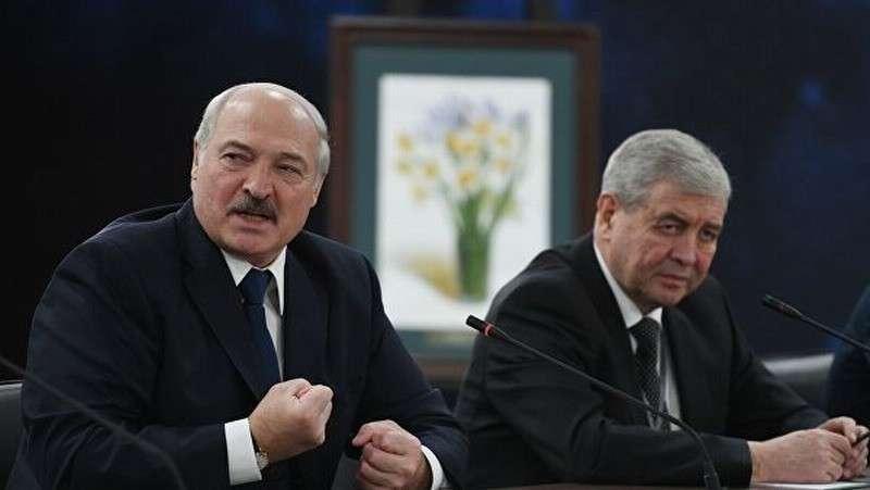 Вопрос об объединении России и Белоруссии Лукашенко адресовал народу