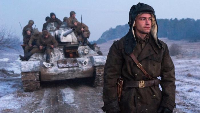 Показ фильма «Т-34» с США сорвали украинские радикалы