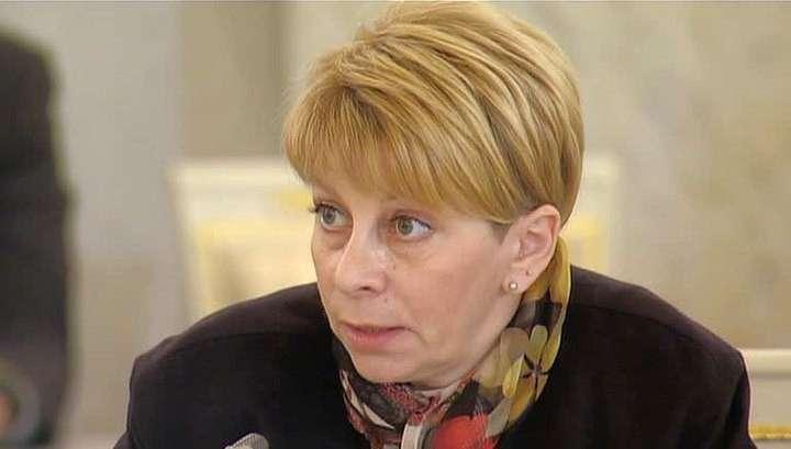 Доктор Лиза рассказала Путину о больных детях и смертях от голода в Донецке