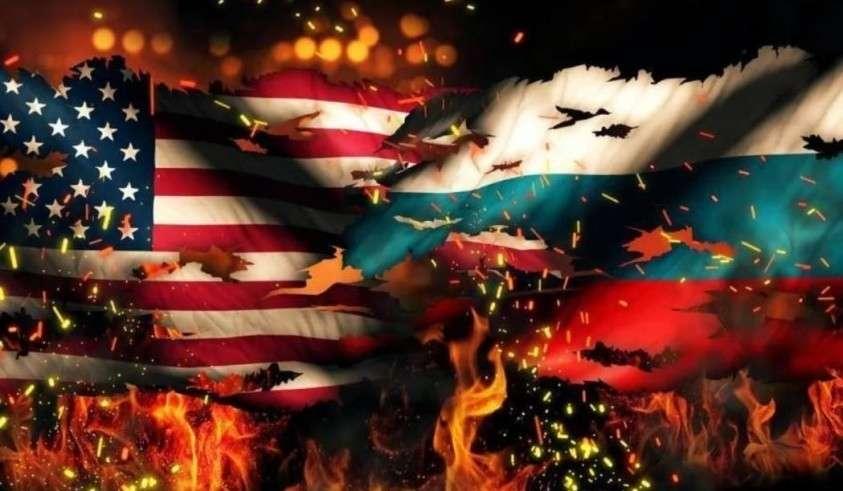 Западные паразиты хотят стереть Россию с лица земли