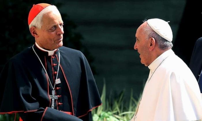 Суд признал архиепископа Вашингтона Теодора Маккэрика виновным в педофилии