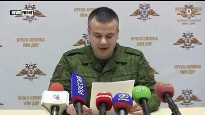 Сводка о ситуации на Донбассе: автомобиль со снайперами ВСУ подорвался на мине