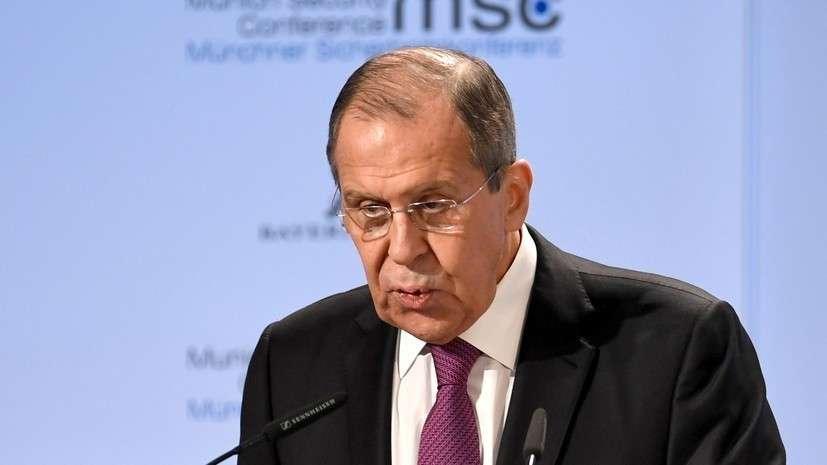 Сергей Лавров: Россия заинтересована в сильном и самостоятельном Европейском союзе