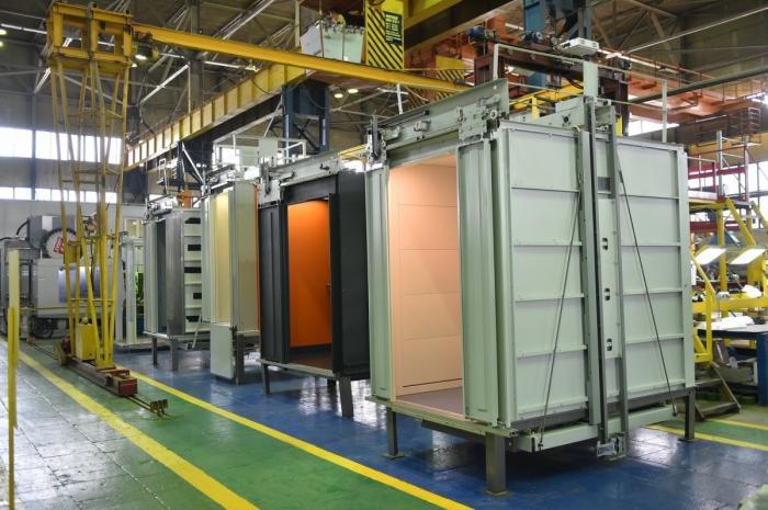 Как делают лифты наМосковском Карачаровском механическом заводе? Репортаж