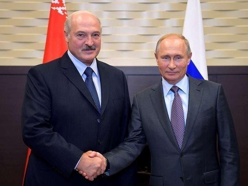Путин и Лукашенко приступили к воссоединению России и Белоруссии