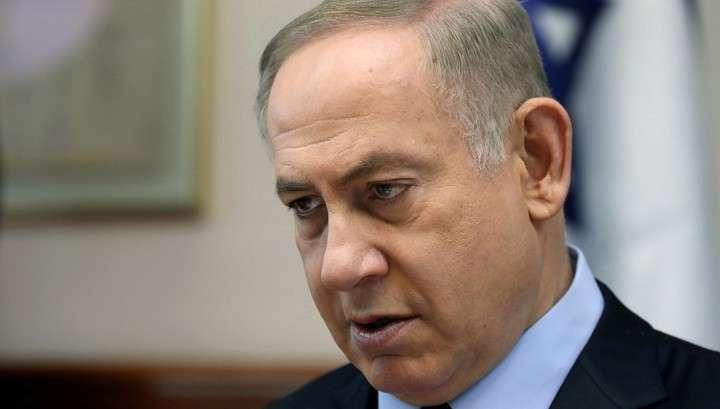 Нетаньяху хочет поговорить с Путиным о