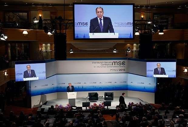 Лавров на Мюнхенской конференции легко и непринуждённо опустил Порошенко и Климкина под плинтус