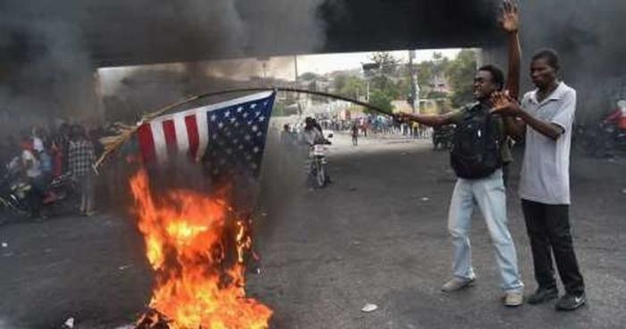 «Долой США, да здравствует Путин!» – народ Гаити взбунтовался против оккупантов и призвал Россию