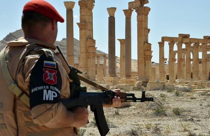 Спокойствие сирийцев надежно защищено русской военной полицией
