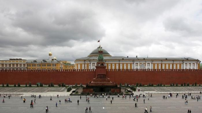 Мавзолей Ленина закрывается на профилактику