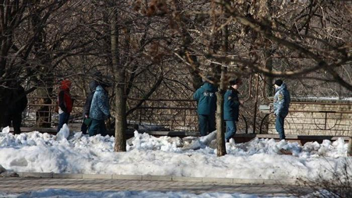 В Донецке прогремели три взрыва недалеко от миссии ОБСЕ и резиденции главы ДНР