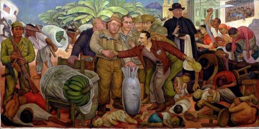 США в Гватемале. Вся суть американской политики в одной картине