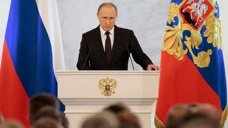 Москва. Кремль. 20 февраля 2019 года. В ожидании провокации...