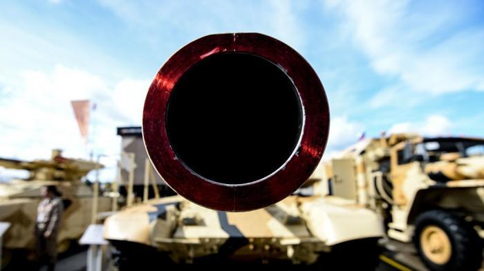 СМИ США оценил «смертоносный» танк Т-90МС