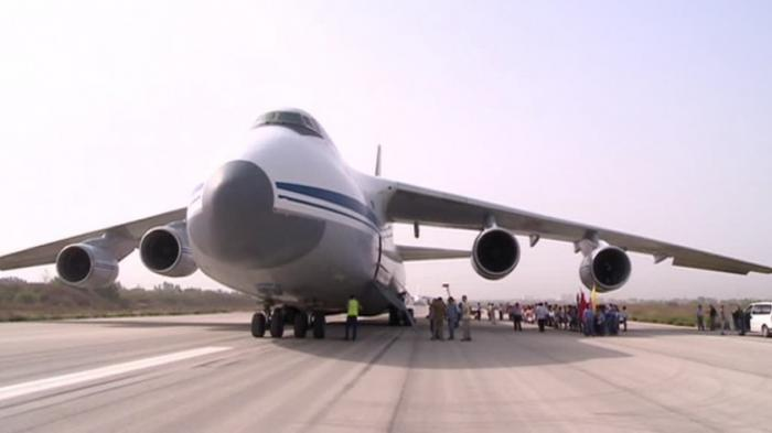 Россия направляет в Венесуэлу 300 тонн гуманитарной помощи