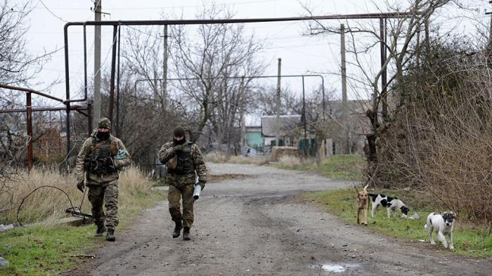 ЛНР: пять украинских диверсантов подорвались при попытке проникнуть в республику