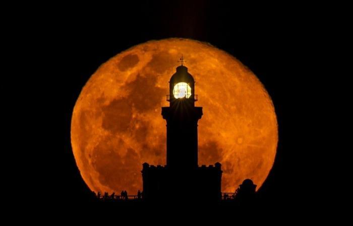 Сегодня суперлуние. Над Землей засияет самая большая Луна в году
