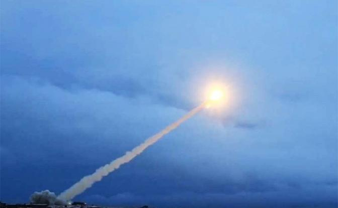 Буревестник – ракета, которая убойнее «Калибра»