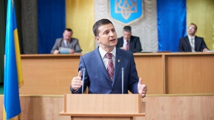 На Украине скандал вокруг сериала «Слуга народа»: Зеленский прокомментировал возможный его запрет