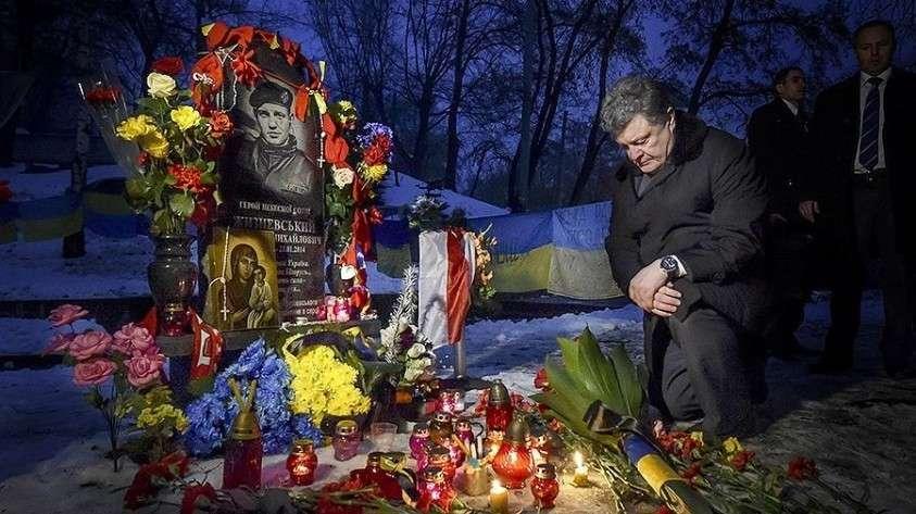 Порошенко рассказал о своих «подвигах» на Майдане