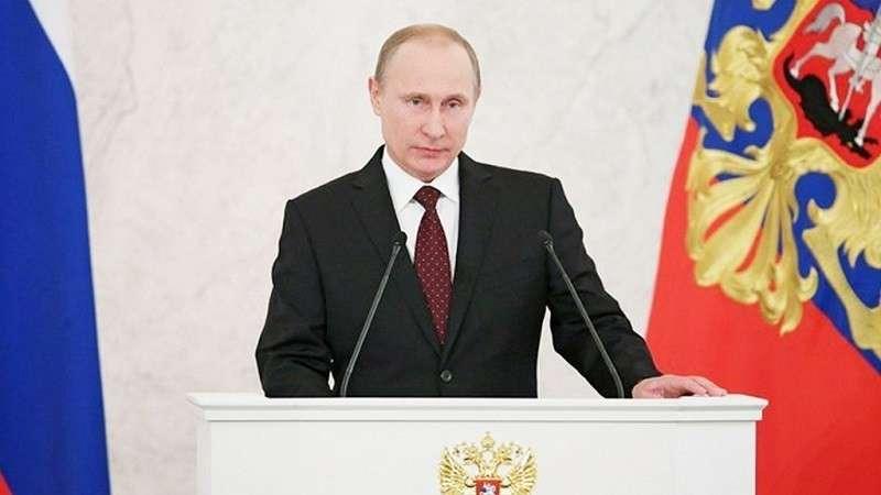 Ежегодное послание Президента РФ Федеральному Собранию – 2019. Прямая трансляция