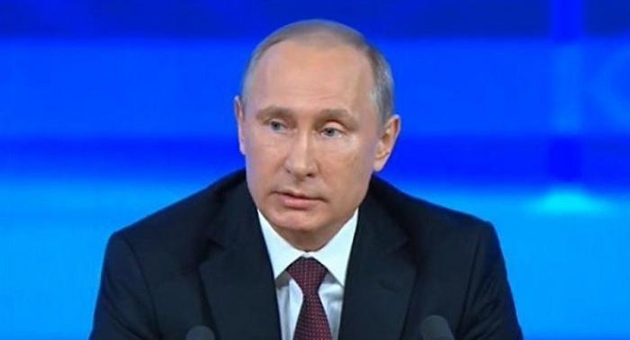 Владимир Путин объявил принцип «больше детей – меньше налогов»
