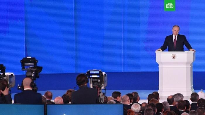 Владимир Путин о «мусорной» проблеме: нужно избавиться от мутных структур