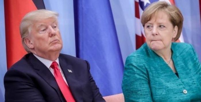 Меркель ожидает от США подлого удара за «Северный поток-2»