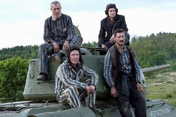 В США саботаж фильма «Т34» устроили укронацисты под руководством еврея из Белоруссии
