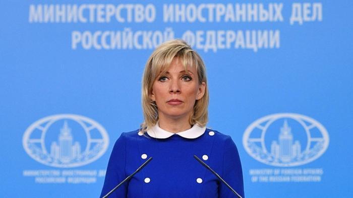 Мария Захарова высмеяла реакцию НАТО на послание Владимира Путина