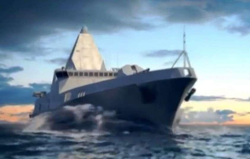 Российский «полуфрегат» должен превзойти легендарный эсминец США