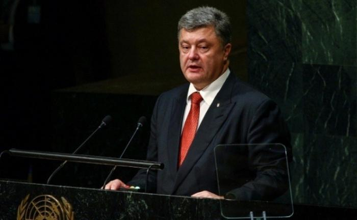 «Президент мира» Порошенко предупредил о большой войне с Россией