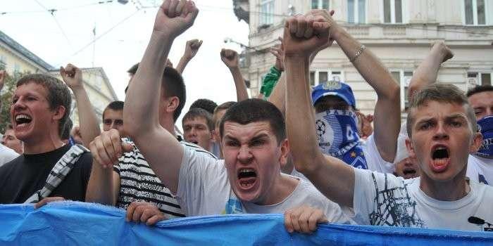 Украинское телевидение довело избирателей до психоза