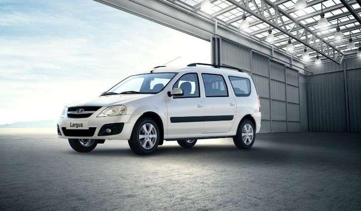 АвтоВАЗ начал производство двухтопливных автомобилей Lada Largus