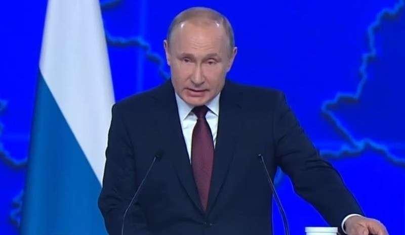 Как на Западе всё зашевелилось после послания Путина федеральному Собранию!