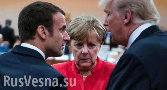 «Что значит подхрюкивать?» – диалог-фельетон глав европейских государств | Русская весна
