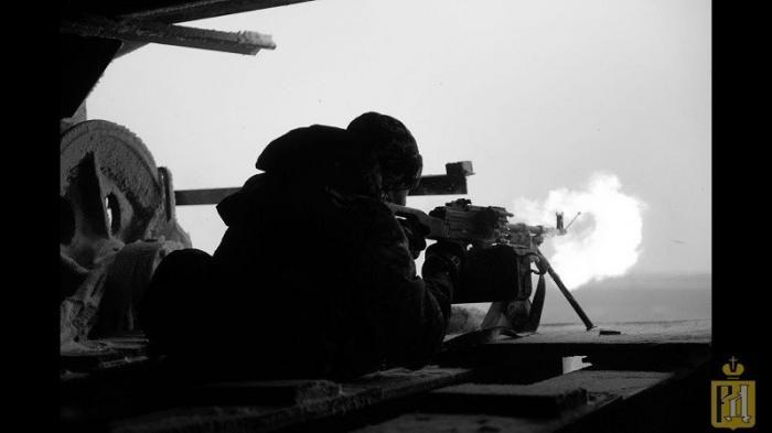 Война в Донбассе: «их задача – давить, наша – держать»