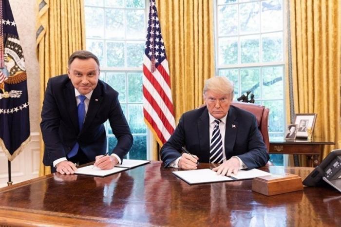 США понравилось разводить «кроликов» в Польше своим чудо-СПГ