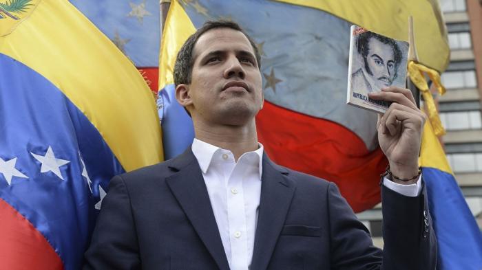 Гуаидо рассказал, кто помогает ему делать переворот в Венесуэле