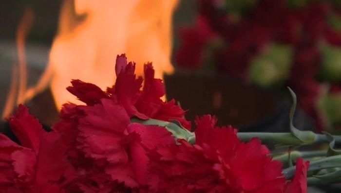 Годовщина майдана. В Крыму провели патриотическую акцию «Про Героев»